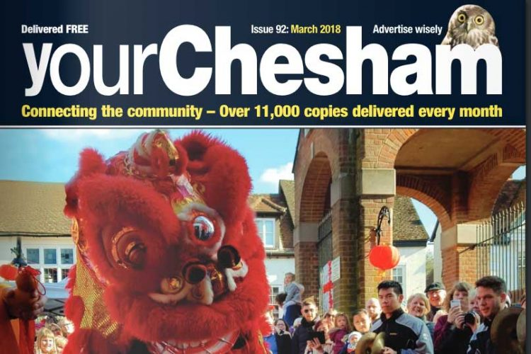 your chesham march