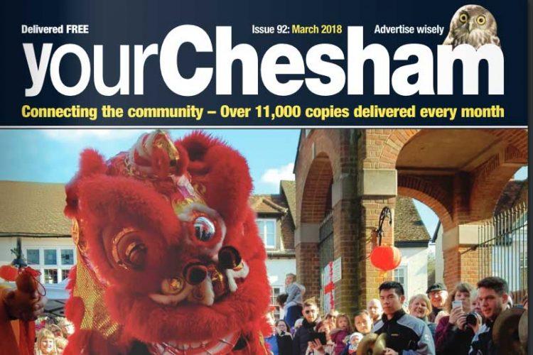 your chesham march