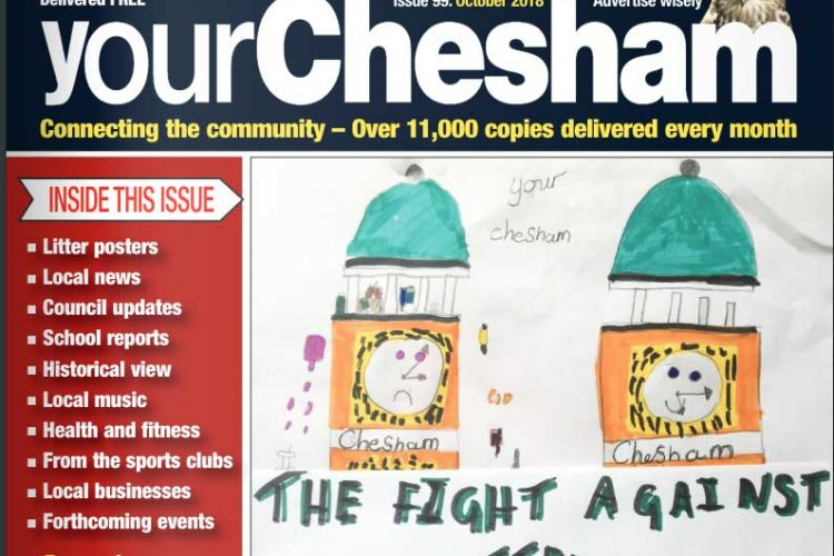 your chesham OCTOBER