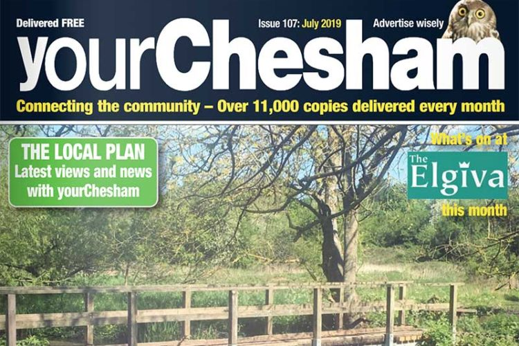 your chesham july issue